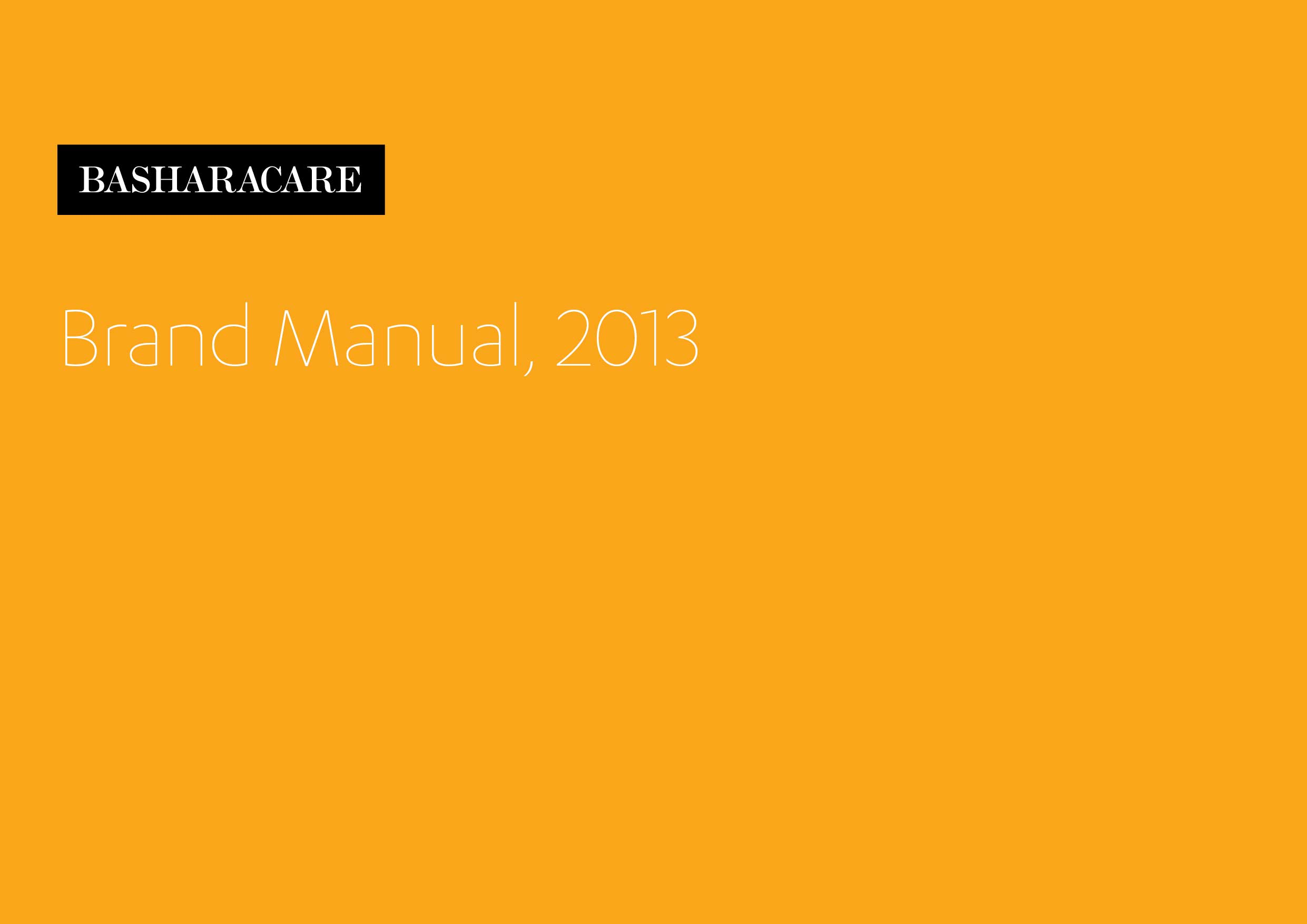 basharacare-brand-manual